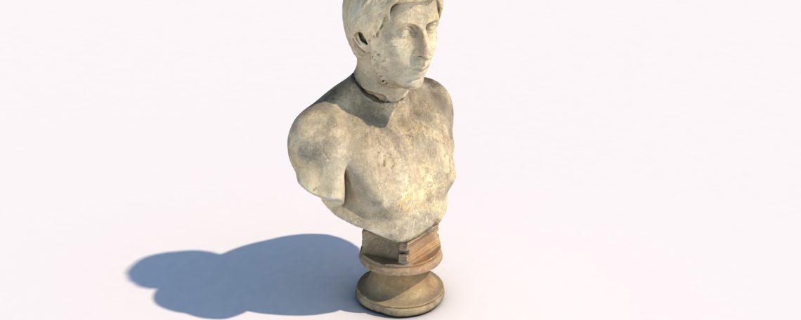 Bust of Cologe-Weiden